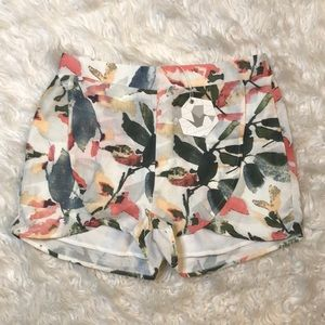 Ethereal Shorts by Paper Crane